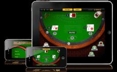 spel blackjack paroli online